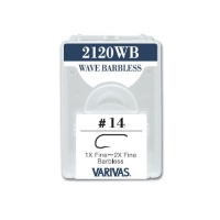 Varivas 2120 Wave Barbless Hooks