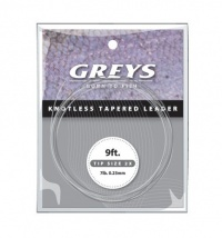 Greys Greylon 9' Tapered Leaders