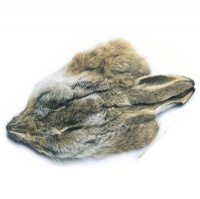 Hares Mask Nat & Dyed