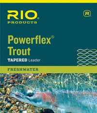 Rio 9' Trout Powerflex Tapered Leaders
