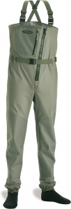 Vision Ikon Zip Stockingfoot Waders