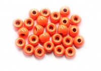 Fulling Mill Painted Brass Beads 50pk