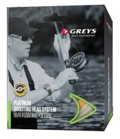 Greys Platinum Shooting Head System