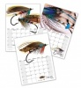 Dressed to Kill Salmon Fly Calendar
