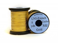 UNI French Embossed Tinsel